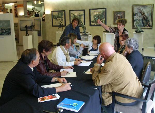Délibération du Jury Vittel 2012