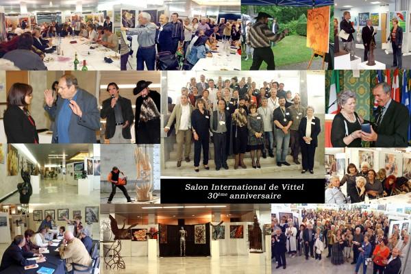 30ème anniversaire Vittel 2012