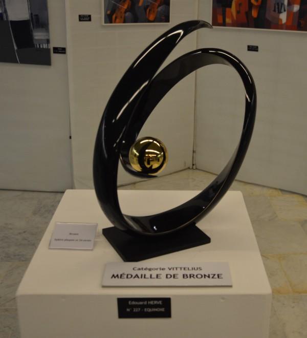 Edouard HERVE - Prix de la ville - Hors Catégories - Médaille de bronze