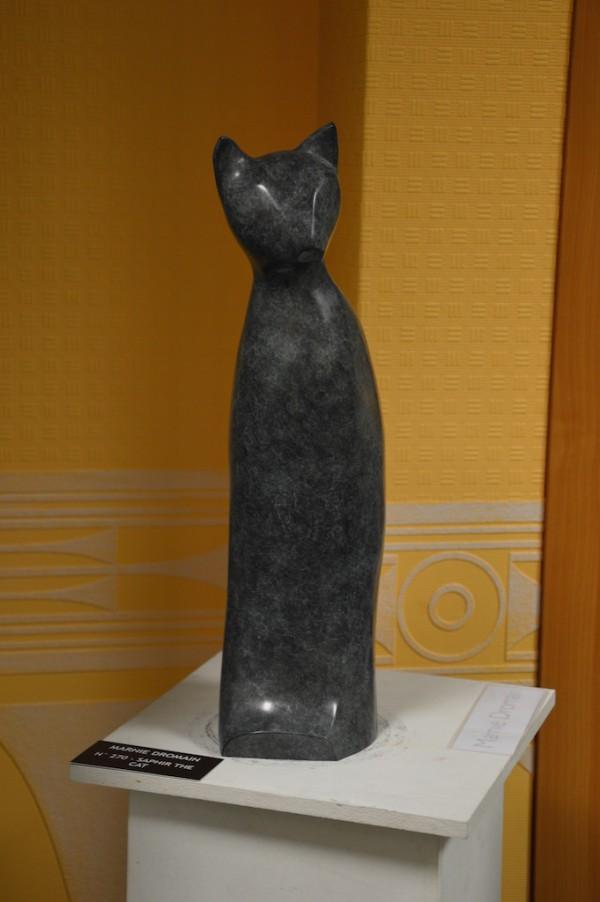 Marnie DROMAIN - Catégorie sculpture - Médaille de bronze